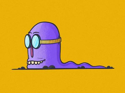 Mr_slug art dribbble illustration
