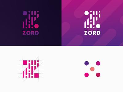 Zord_logo mark logo mark logo a day logo design inache best shots best logo dribbble adobe ai logos logodesignchallenge logodesigns logodesign logotype logo design