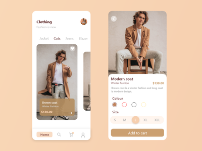 Winter Fashion Design Create Page instagram logo abstract animation illustration flat branding dribbble app design adobe illustrator graphic design typography