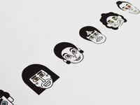 Iconographic Faces
