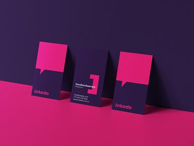 Inkedo Branding & Naming typography icon wordmark simple minimalism mark minimal logo branding identity brand logotype design brandidentity