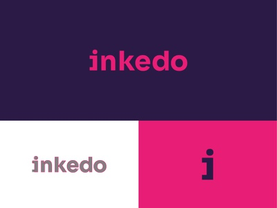 Inkedo Branding & Naming typography brandidentity design brand identity branding logo minimal mark minimalism simple wordmark icon logotype