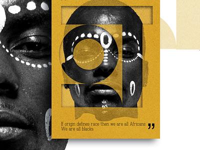 Wear Black posters poster design poster a day poster art poster black lives matter african woman africa african art african design