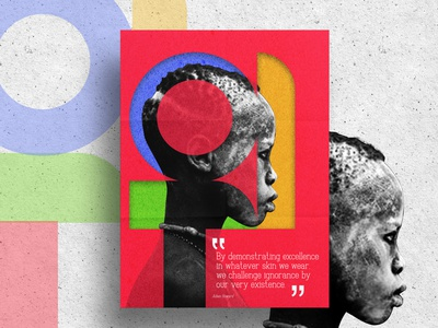 WearBlack posters poster design poster a day african african art design poster black lives matter african woman africa