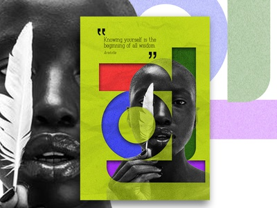 WearBlack (look close) african art 2021trend africanpeople poster a day poster design blackskin poster design african woman africa