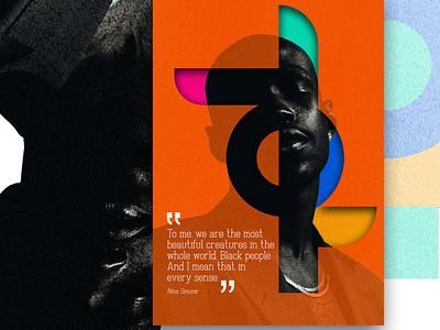 WearBlack (blackstone) colourful new posteachday blackart blackskin blackagenda 2021trend poster art poster design poster a day design poster black lives matter africa