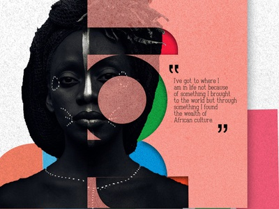 WearBlack (Black Culure) wearblack new blacksociety proudlyblack blackisunique blackwoman blackempowerment blackpower blabkculture blabkculture posters 2021trend african poster design design black lives matter african art african woman poster a day africa