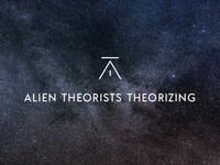 Alien Theorists Theorizing Logo