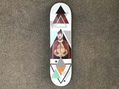 Luchador Skateboard