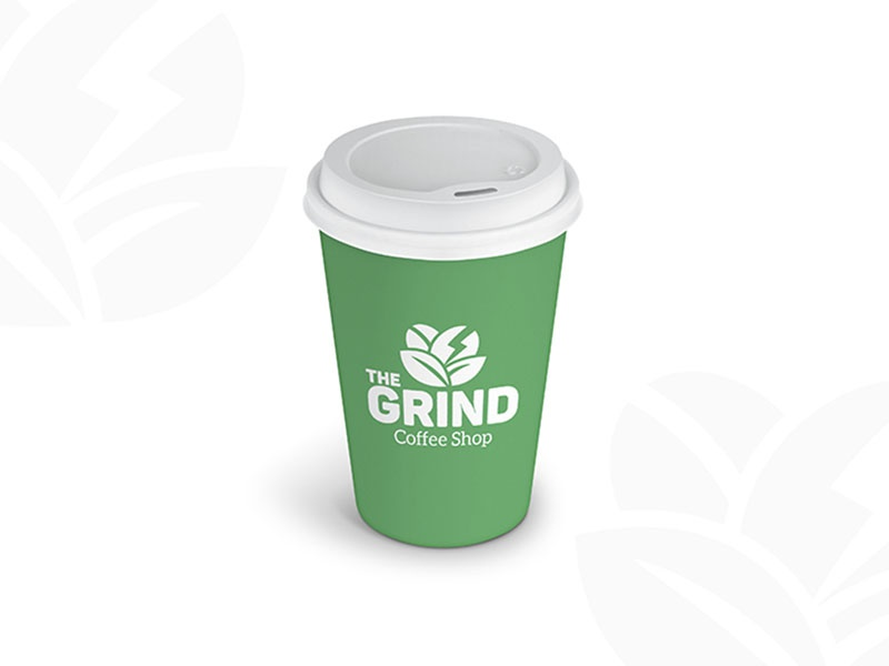 Coffee Cup Mockup Design logodesigner dailydesign designdaily graphicdesign typography typo logo thirtylogos design mockup shop coffee
