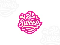 sweet logo design