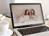 As You Wish: Wedding Planning Agency Website
