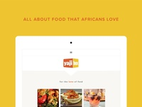 Yajibox Responsive Website