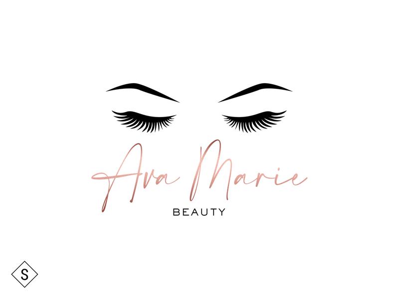 Ava Marie Beauty Logo