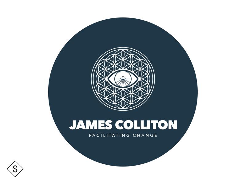James Colliton Logo vector ui illustration logos logo design logo color branding minimal design