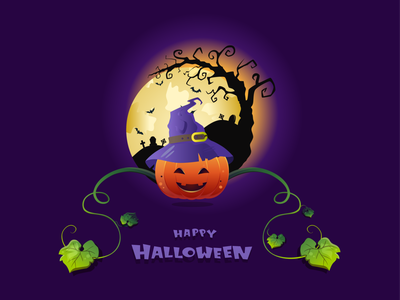 Happy Halloween pumpkin halloween pumpkin halloween design happy halloween halloween illustrator illustration