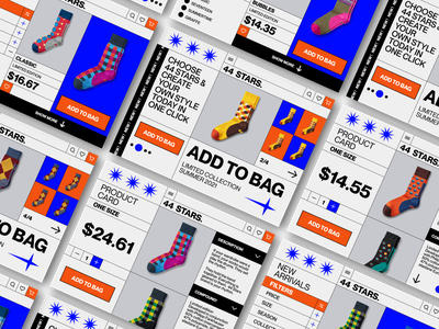 Crazy store gotoinc socks online store socks store socks sock brutalism style brutalism online store store uiux ux branding ui design