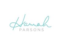 Hannah Parsons Signature logo