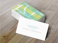 Hannah Parsons Textile Design