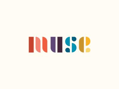 Muse Wordmark WIP