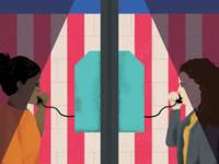 Bridging The Divide Illustration