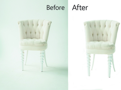 Background Remove Chair