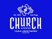 Church Ave Yoga & Bodywork Logo