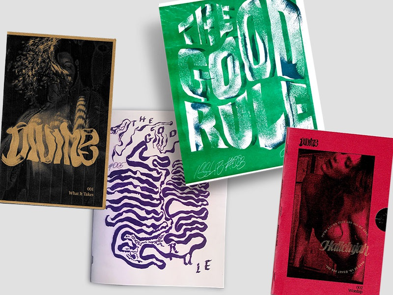 The Good Rule & Divine New Site!