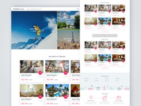 Travel Directory Homepage