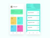 Course App UI