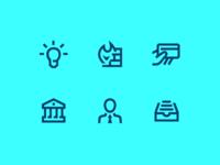 New Gizmo Icons