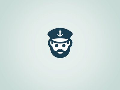 Captain captain port icons dutch icon harbour stock icons