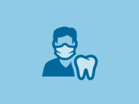 Dentist Icon for the Dutch Government