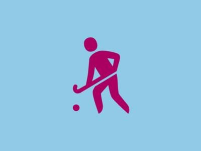 Field Hockey Icon dutch government custom icon design icon sets icons icon field hockey hockey