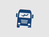 Truck Accident Icon