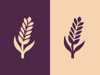Wheat Icon agriculture custom icons custom icon design icon set icons food wheat