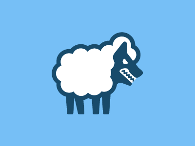 The Wolfsheep... is free icon vector icon stock icon just for fun icon designer free