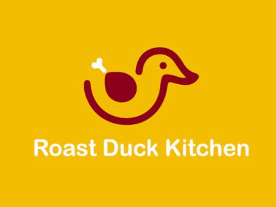 Roast Duck Kitchen Logo by Tontuz - Dribbble