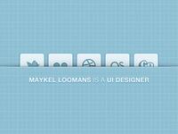 Personal Site 2011 – Prototype