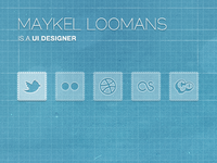 Personal Site 2011 – Prototype 02