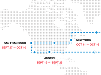 Planes, Dates and Locations