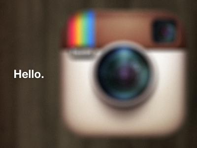 Joining Instagram!