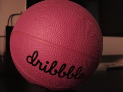Dribbble Mini Basketball Video