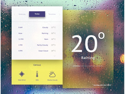 Weather Card card weather