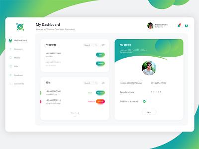 Dashboard dashboard