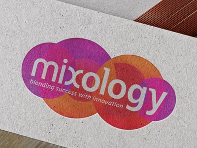Mixology Logo logo design branding mixology mixologist