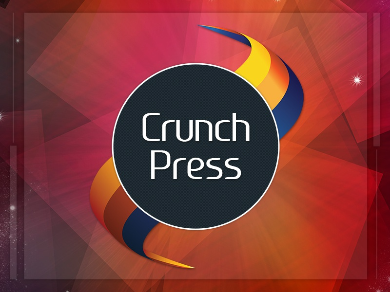 Our Logo crunchpress logo