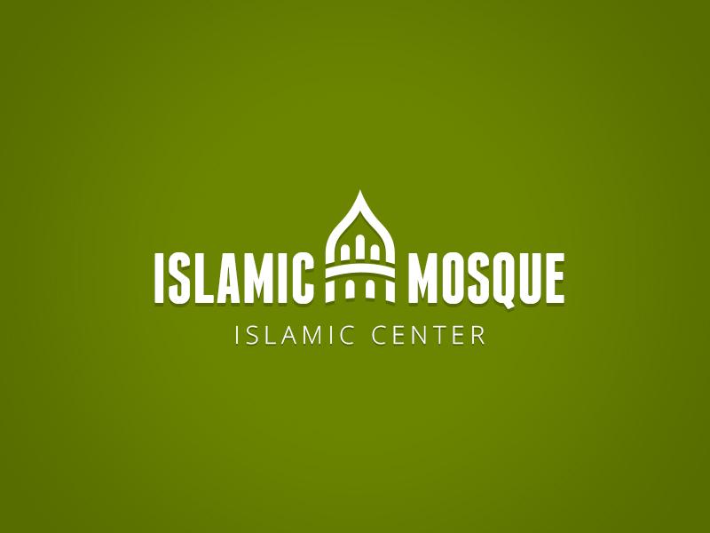 Mosque Logo ramdan islamic islam mosque