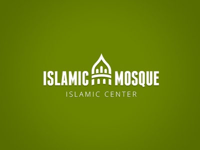 Mosque Logo ramdan islamic islam mosque