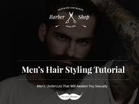 Barber Shop Header